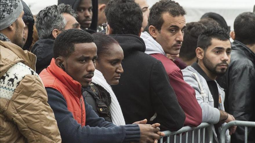 Una de cada siete personas en el mundo es un emigrante o un refugiado