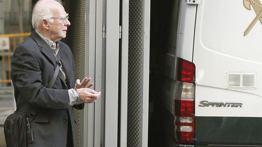 El juez envía a juicio a los exresponsables de la SGAE e impone una fianza de 63 millones