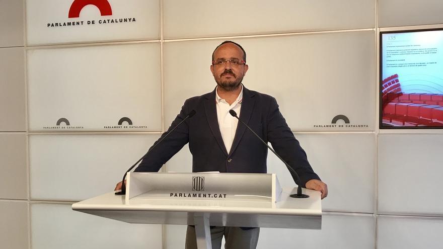 El PP pedirá la dimisión de Junqueras si el Govern tapó presuntos amaños de contratos del Ejecutivo Mas