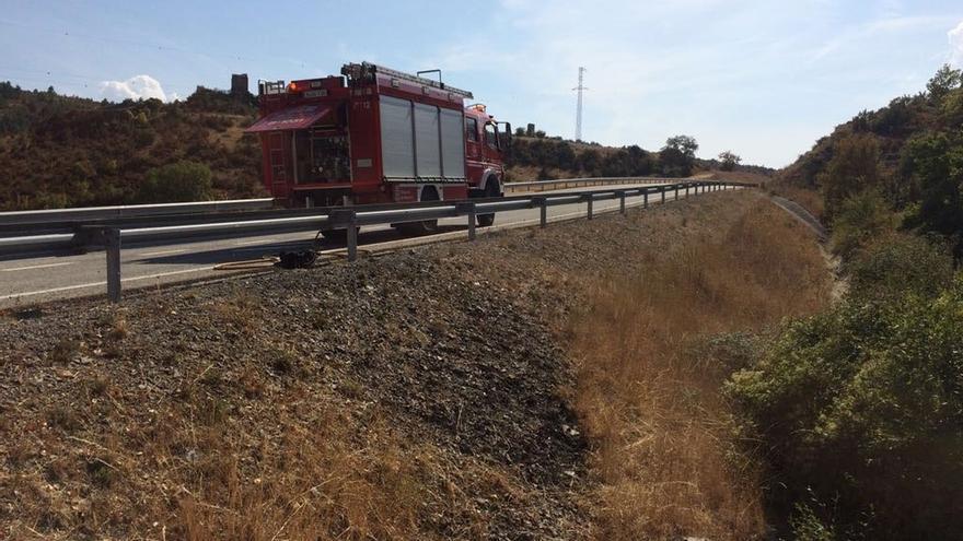 El Gobierno foral insiste en su llamamiento a la prudencia ante el riesgo extremo de incendios forestales