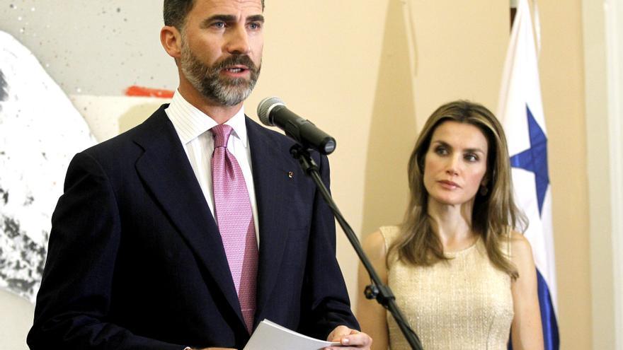 El príncipe Felipe agradece a Panamá las facilidades con los empresarios españoles