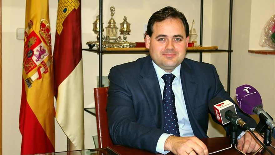 Francisco Núñez, presidente de la Diputación de Albacete, alcalde de Almansa y presidente del PP de Albacete / Foto: Europa Press