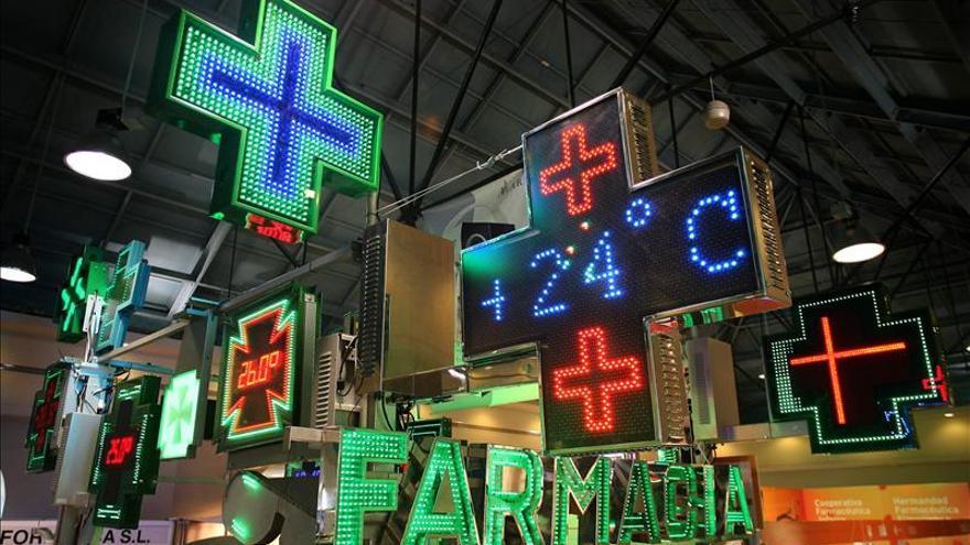 La Generalitat anuncia a las farmacias que no cobrarán el mes de noviembre