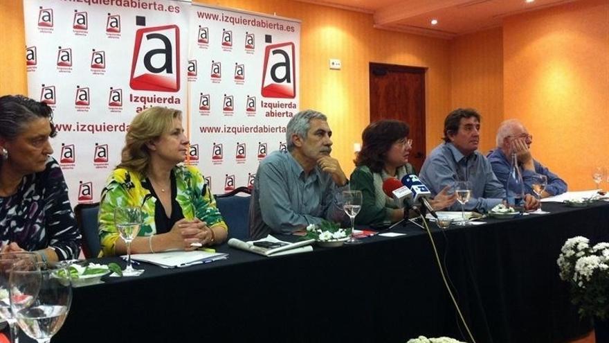 Izquierda Abierta se constituye este sábado como partido en Andalucía en una asamblea de la que saldrá su dirección