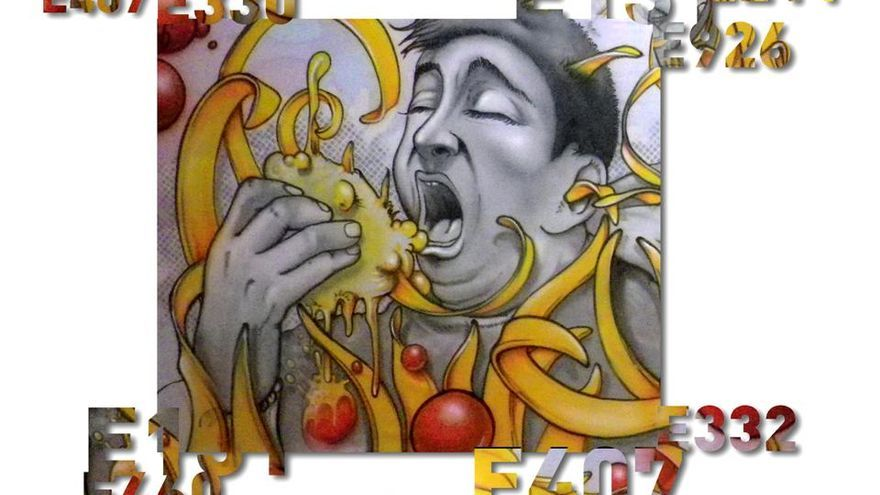 Edulcorantes - Ilustración de Weren's