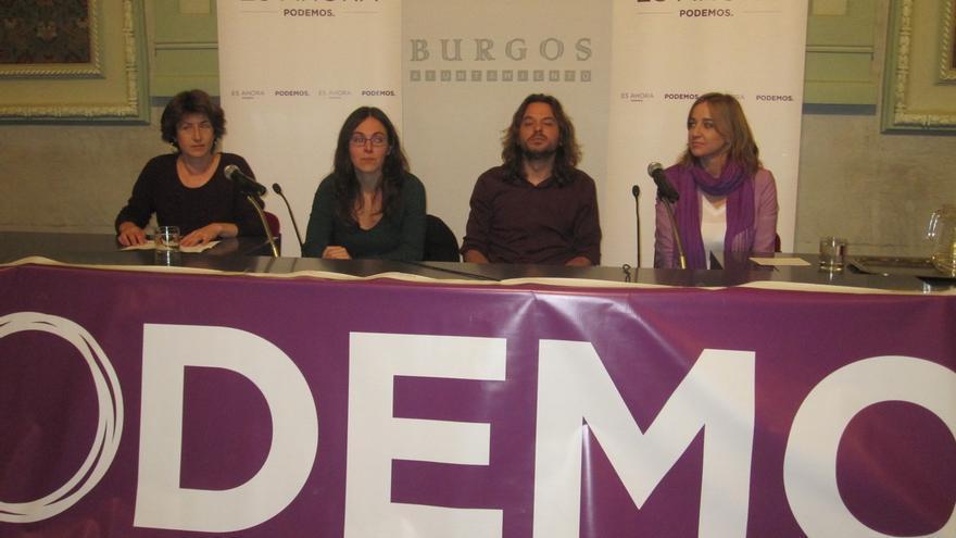 """Tania Sánchez cree """"indigno"""" que el PSOE se achaque los derechos sociales alcanzados en España"""