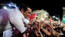 Tsipras: el líder que triunfó prometiendo otra Europa y al que la 'realpolitik' puede acabar derrotando