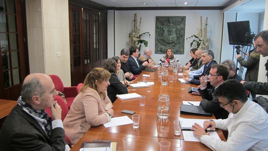 "Barakaldo lidera un grupo de ocho municipios ""innovadores"" vascos para impulsar una estrategia común"
