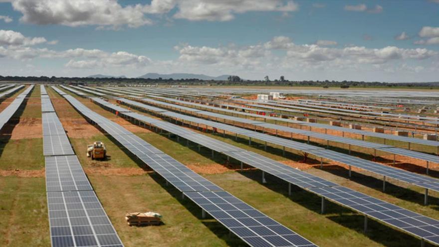 La llegada de la energía solar ha transformado a Logrosán.