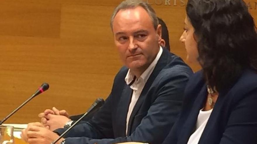 """Fabra sobre su continuidad al frente del PPCV: """"Estoy a disposición del partido"""""""