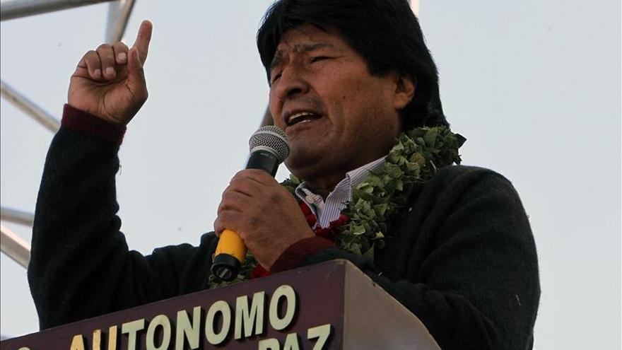 Morales viajará mañana a Nueva York para asumir la presidencia del G77