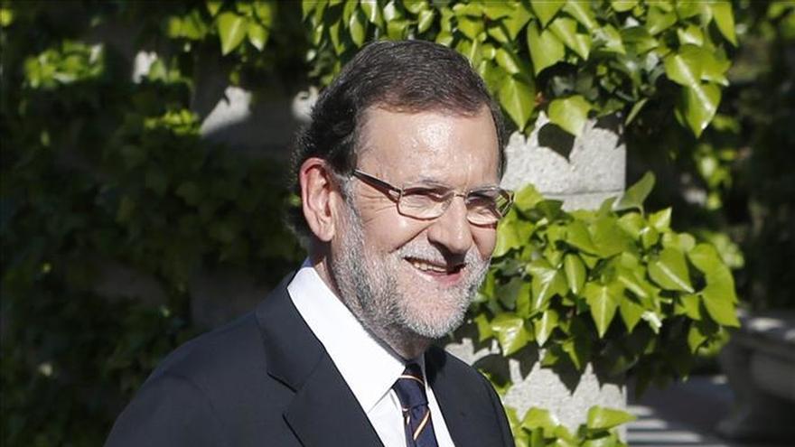 Rajoy dice que en lo que dependa de él no habrá diferencias sobre terrorismo