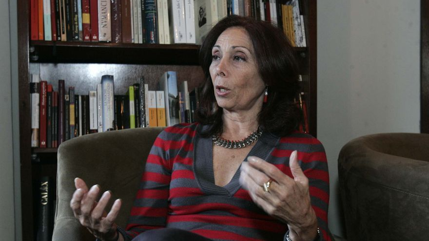 Marta Elena Casaús, investigadora guatemalteca