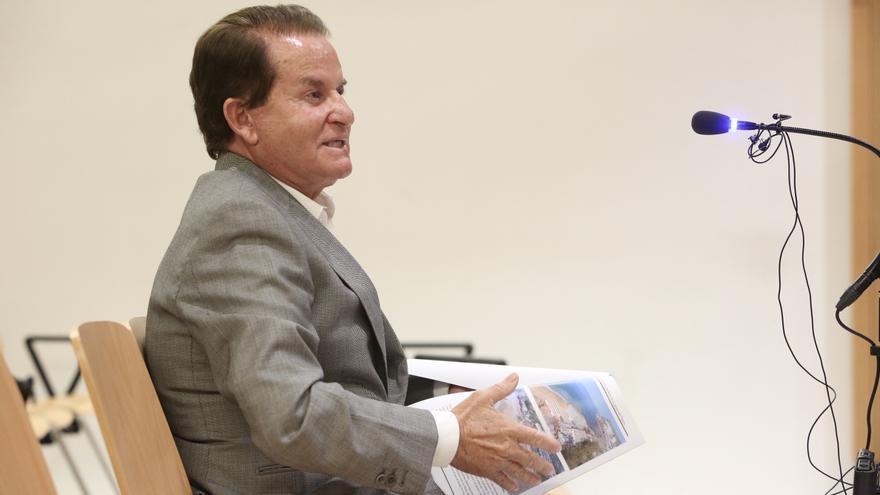 Santiago Santana Cazorla. (ALEJANDRO RAMOS)