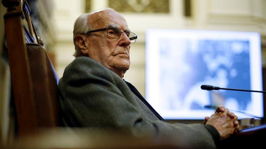 Muere en Chile a los 103 años Víctor Pey, refugiado español amigo de Allende