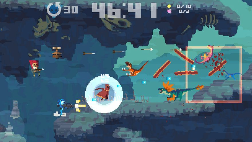 Super Time Force Ultra