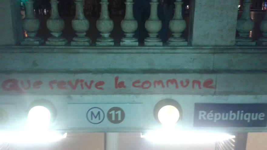 Que renazca la Comuna