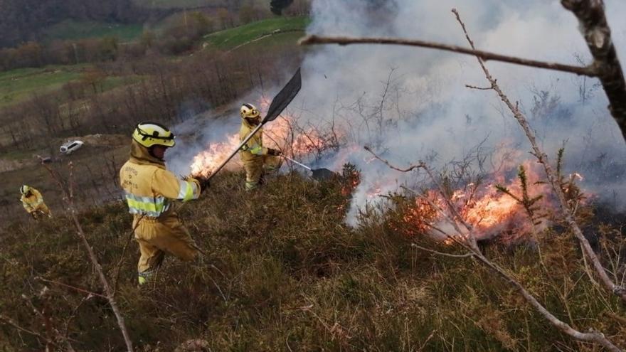 Cantabria acumula 120 incendios provocados durante el estado de alarma