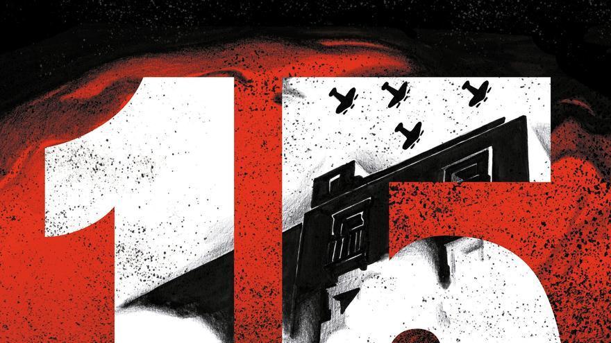 """""""15"""", un cómic para recordar que no es fácil ser bueno en un mundo de horror"""