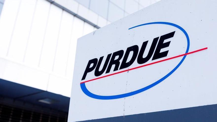 La farmacéutica Purdue prepara acuerdo de 12.000 millones por epidemia opioides