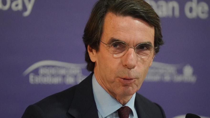 """Aznar dice que el acuerdo sobre SS es """"el principio del fin"""" de la Caja Única y """"la solidaridad entre españoles"""""""