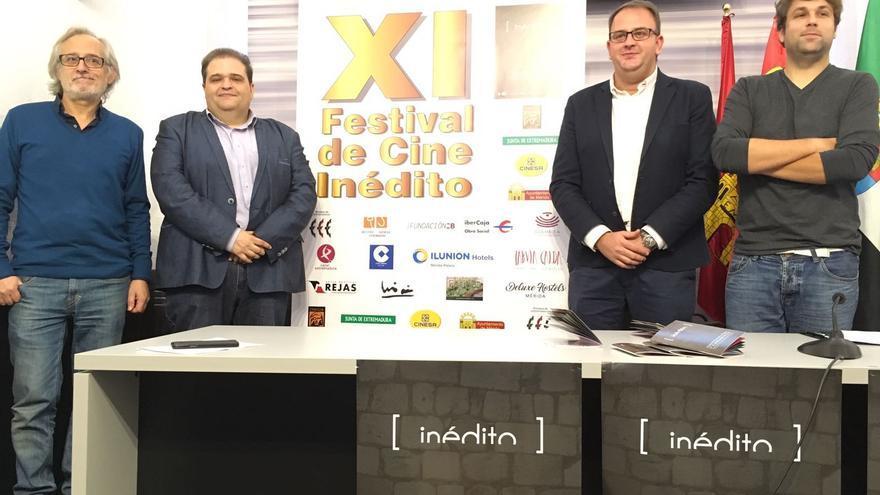 Festival Cine Inedito Merida