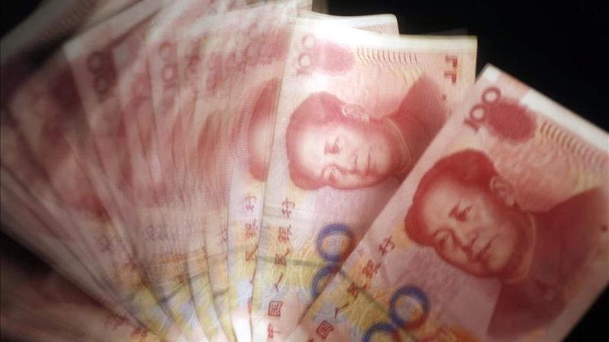 El banco central de China estima que el país crecerá un 6,8 % en 2016