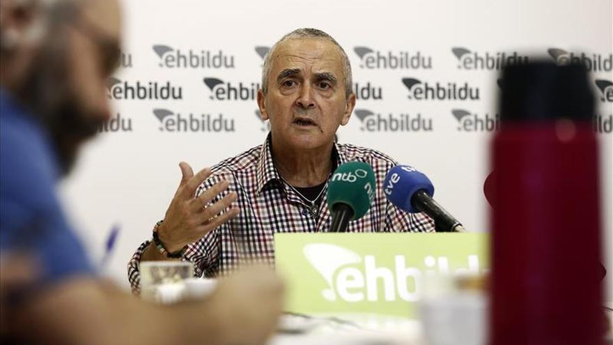 El derecho a decidir, prioridad de EH Bildu la próxima legislatura