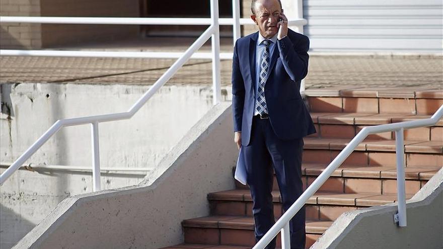 López Marcano (PRC), que está imputado, renuncia al acta de diputado cántabro