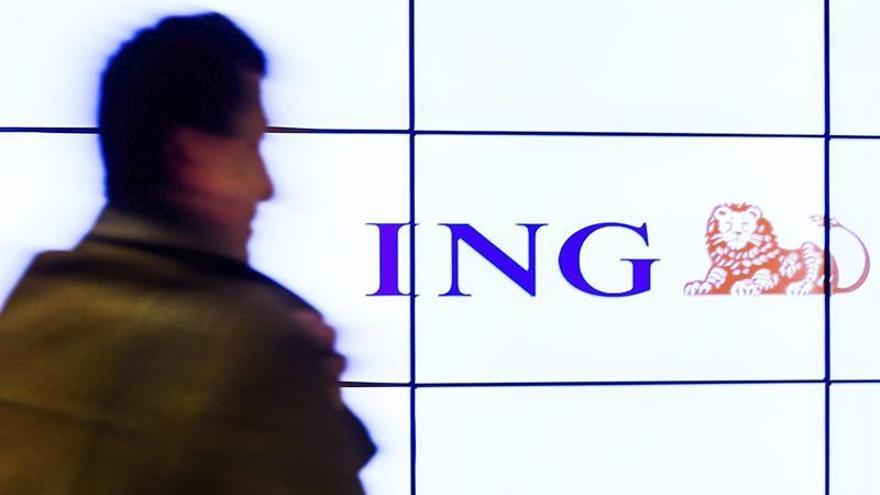 El banco ING ganó un 5,5 % más en 2017, hasta 4.905 millones de euros