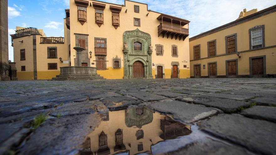 La Casa de Colón abre las puertas este miércoles tras completar su protocolo de desinfección
