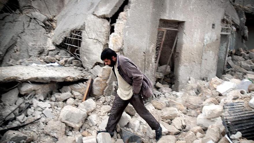 Al menos 7 muertos y 40 heridos en ataques en la ciudad siria de Alepo