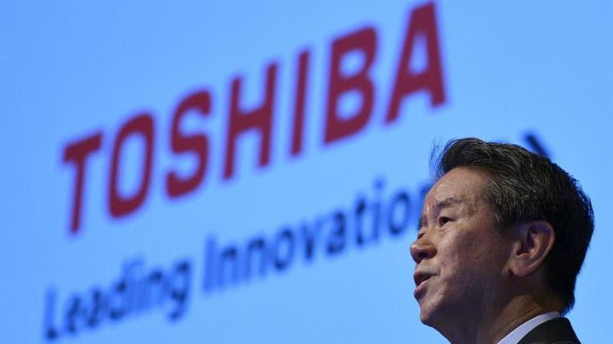 Toshiba acumula caída de más del 50 % en Bolsa por deterioro de rama nuclear