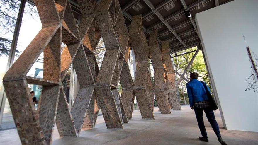Un intenso viaje por la geometría precolombina