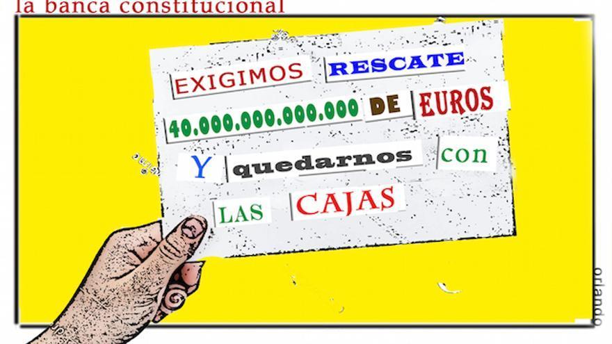 La banca constitucional