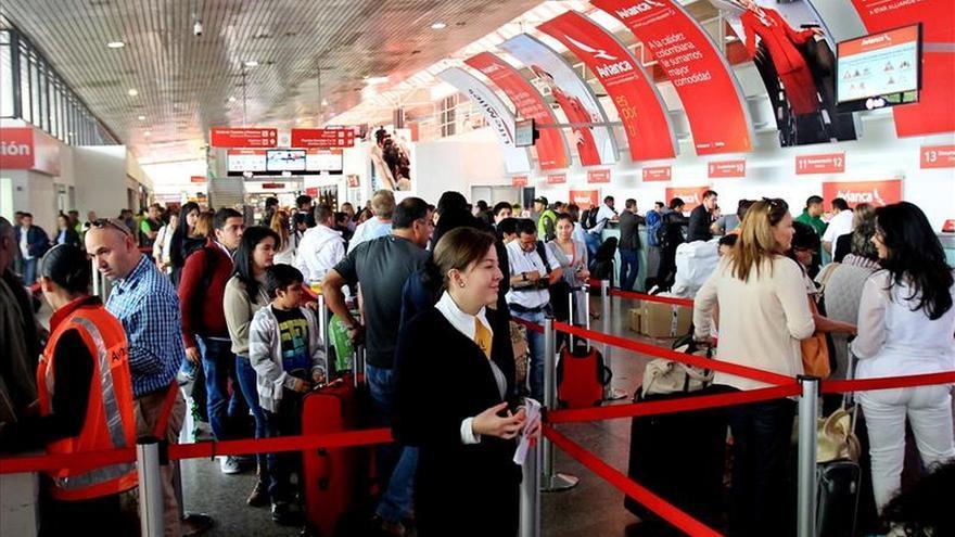 Avianca logra una utilidad neta de 102,1 millones de dólares en el tercer trimestre