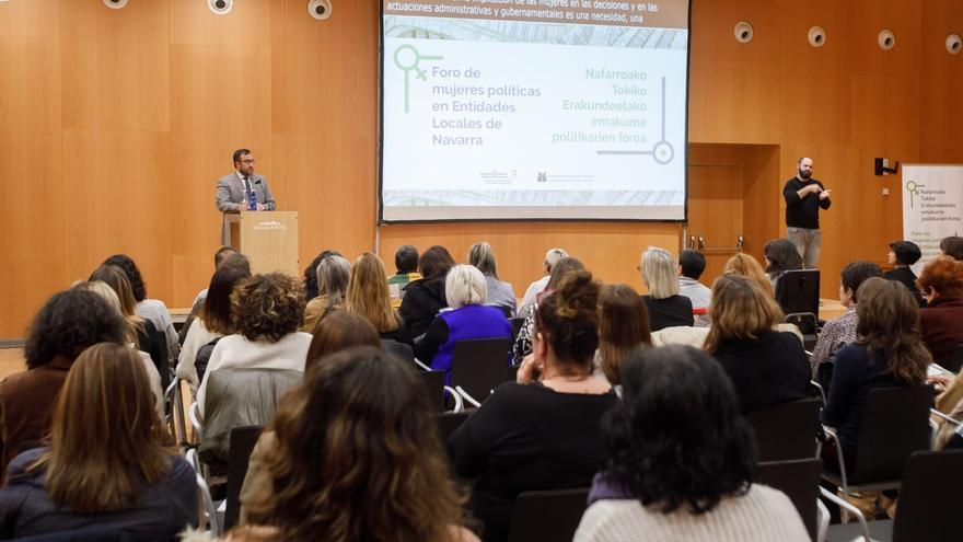 El Foro de Mujeres Políticas en Entidades Locales reúne en su segunda edición a 105 asistentes de 64 municipios