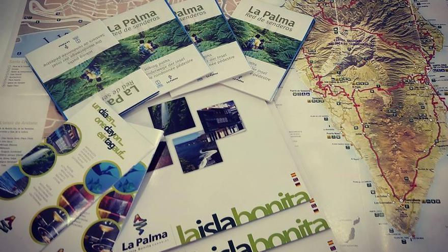 La Palma estuvo representada por personal del Servicio de Turismo  en la feria Reiselust y contó con un stand propio.