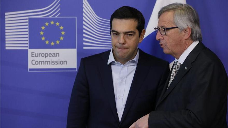 La eurozona se reúne hoy al más alto nivel con una nueva propuesta de Grecia