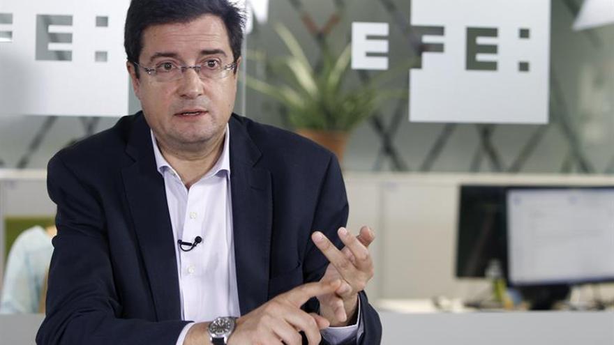 """López: """"El PSOE está acostumbrado a sacar mejor resultado que los sondeos"""""""