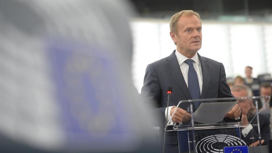 Instituciones UE condenan el atentado de Nueva York