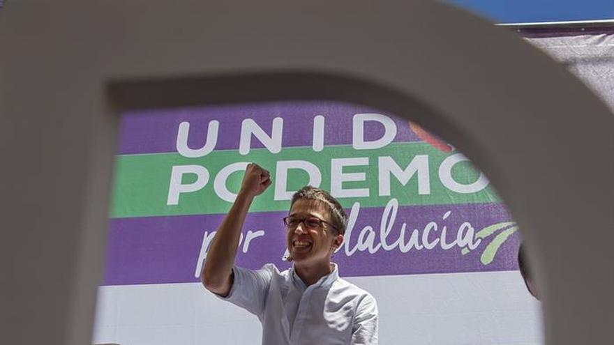 "Errejón: ""Vamos a ganar al Partido Popular"""