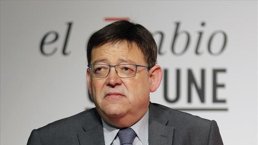 """Ximo Puig pide a Rajoy """"no más mentiras"""" y que no juegue con el FLA"""
