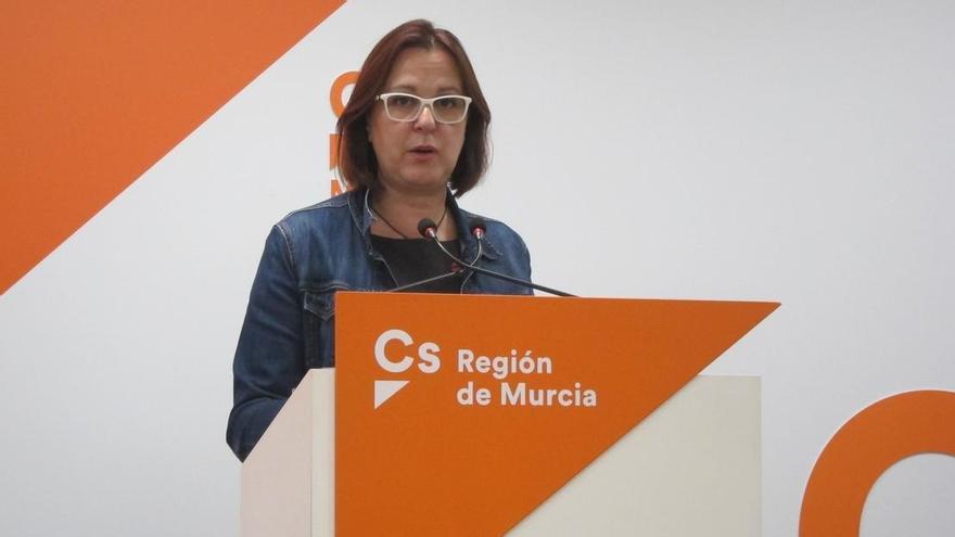 Isabel Franco defiende la legalidad del proceso de Primarias de Cs en Murcia