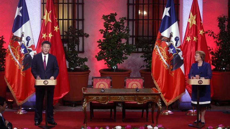 Xi sienta las bases de una alianza estratégica con Chile, puerta acceso a Latinoamérica