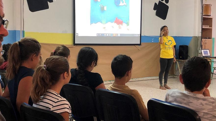 Se llevarán a cabo actividades para que los niños disfruten aprendiendo sobre la importancia de mantener limpias nuestras costas y nuestro mar.