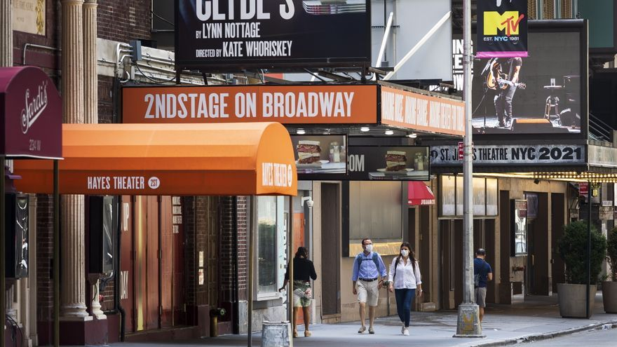 """Broadway sube el telón a lo grande esta semana con el festival """"Curtain Up!"""""""