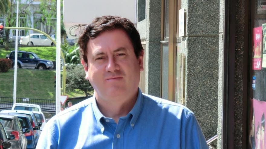 José Antonio Villarrubia Lor. Imagen publicada en la página web de Podemos.
