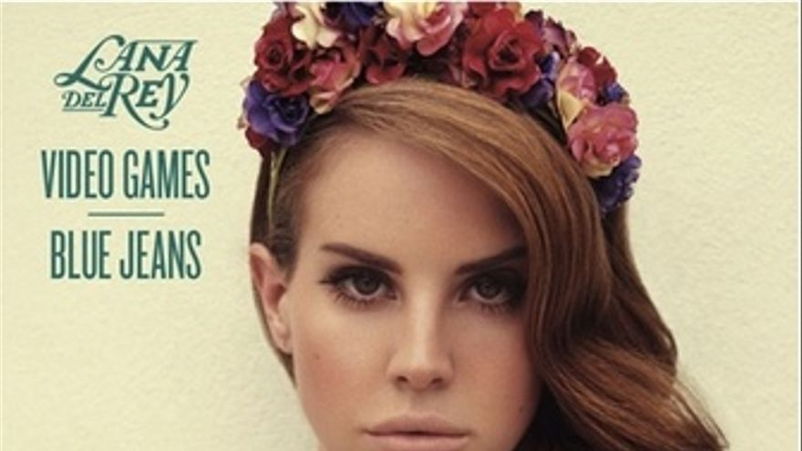 Portada Del Disco De Lana Del Rey