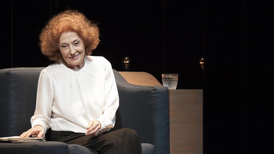 Julia Gutiérrez Caba en 'Cartas de amor'